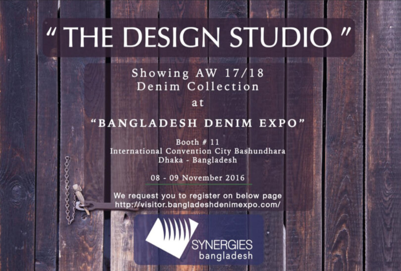 Bangladesh Denim Expo on November