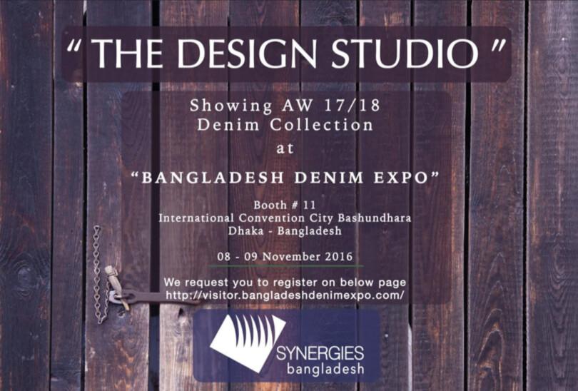 Bangladesh Denim Expo on November